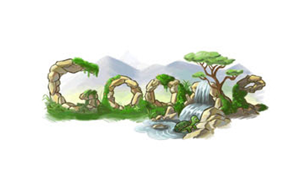 google-doodle-earth-day
