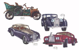 illustration-mixedmedia-rolls_royces