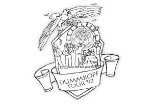 illustration-sketches-dummkopf-tour-1992